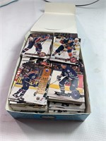 NHL Hockey 95' & 96' DonRuss collectible cards