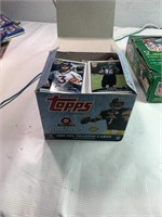 1980s, 1990s, & 2009 Football collectable cards