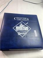 1990s baseball collectible cards