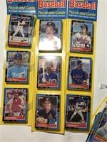 Donruss Baseball Cards