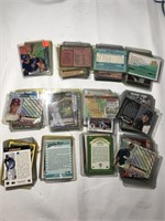 Rookie Baseball Cards with Plastic Covers