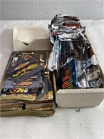 Lot of assorted nascar racing cards