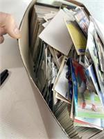 Baseball, Basketball, Football and nascar cards