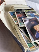 3 boxes of assorted baseball cards