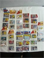 Large lot of baseball picture cards