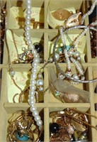 Balance of an Estate Jewelry Lot.
