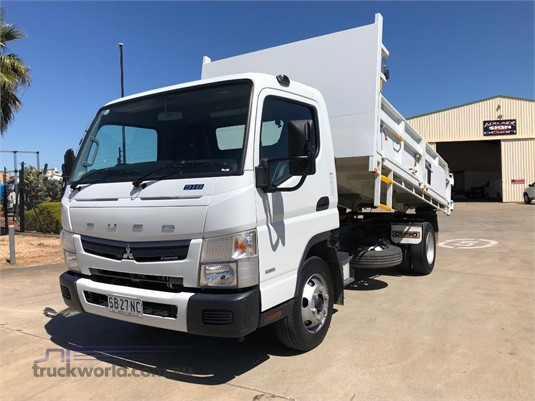 2017 Mitsubishi Fuso CANTER 918 Adelaide Truck Sales - Trucks for Sale