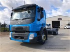 2016 Volvo FE Cab Chassis