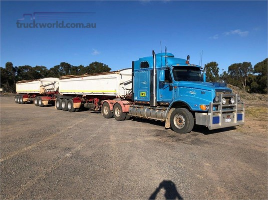 2012 Roadwest Side Tipper - Trailers for Sale