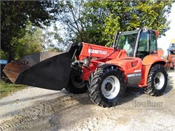 MANITOU MT728  used