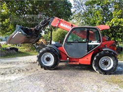 MANITOU MLT940-120H  used