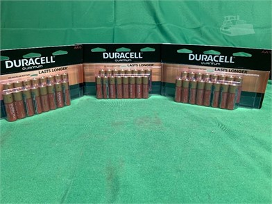 Duracell Aa 16 Pack Batteries Other Items For Sale 2