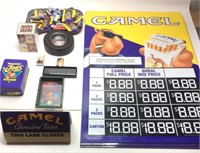 Camel Tobacco Marketing Collection