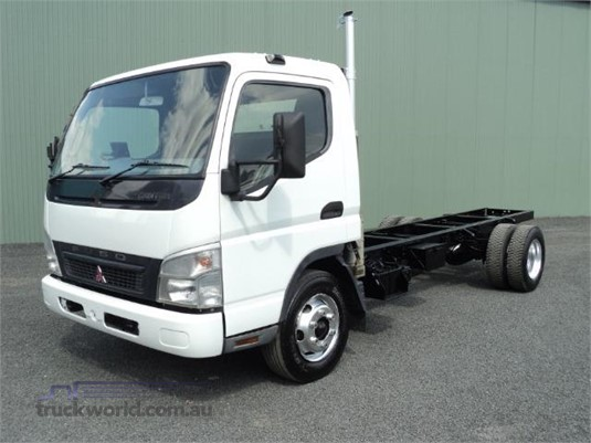 2007 Fuso Canter 4.0 - Trucks for Sale