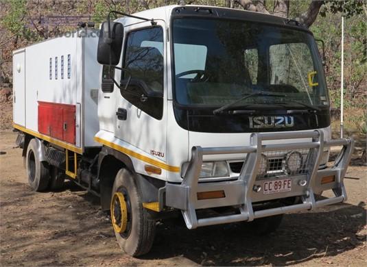 Isuzu FSS 500 4x4 - Trucks for Sale