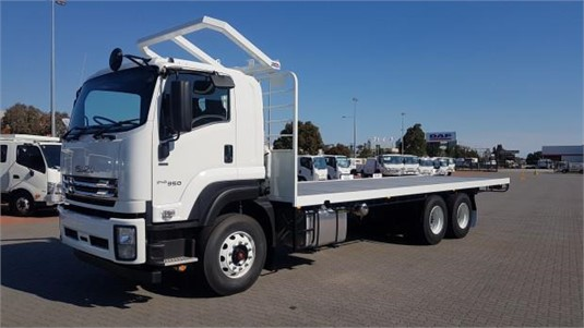 2019 Isuzu FXZ 240 350 - Trucks for Sale