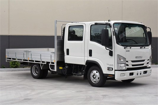 2018 Isuzu NPR - Trucks for Sale