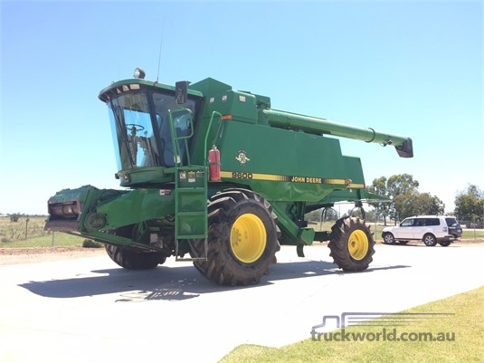 1997 John Deere 9600 Black Truck Sales - Farm Machinery for Sale