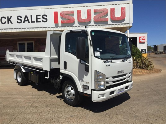 2018 Isuzu NPR - Trucks for Sale