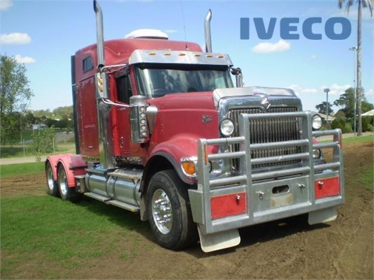 2007 International 9000 Iveco Trucks Sales - Trucks for Sale
