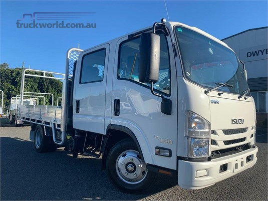 2019 Isuzu NNR 45 150 Crew - Trucks for Sale