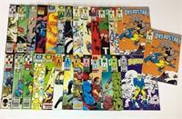 Vintage comic book auction