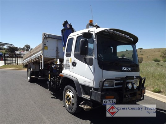 2005 Isuzu FSR700 Cross Country Trucks Pty Ltd - Trucks for Sale