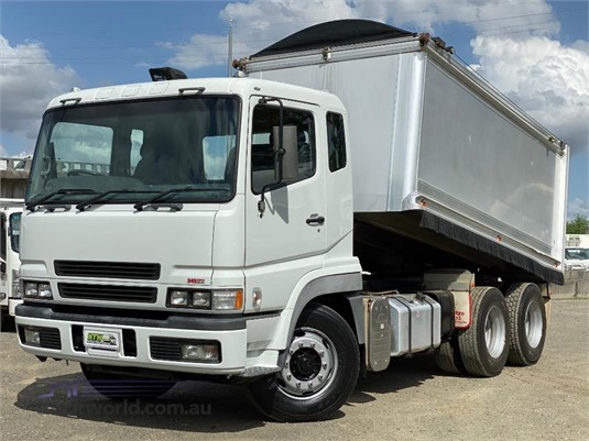 2008 Mitsubishi Fuso FV51 - Trucks for Sale