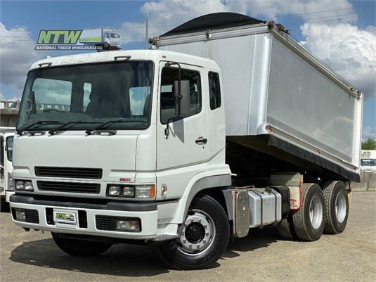 2008 Mitsubishi Fuso FV51 National Truck Wholesalers Pty Ltd - Trucks for Sale