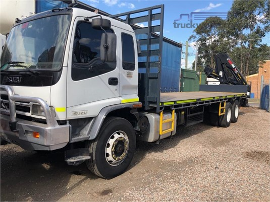 2007 Isuzu FVZ 1400 Long - Trucks for Sale