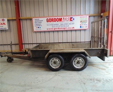 2015 INDESPENSION TWIN AXEL at TruckLocator.ie