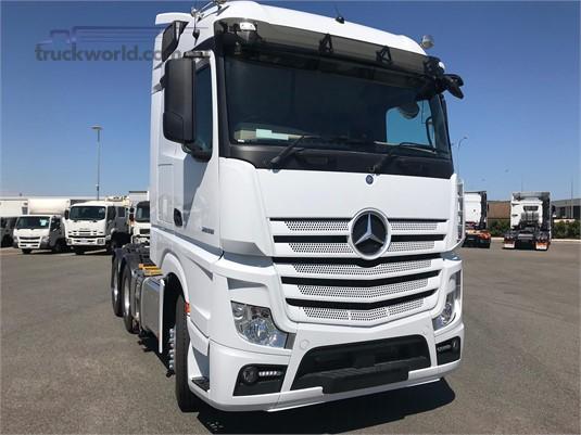 2019 Mercedes Benz Actros 2658LS - Trucks for Sale
