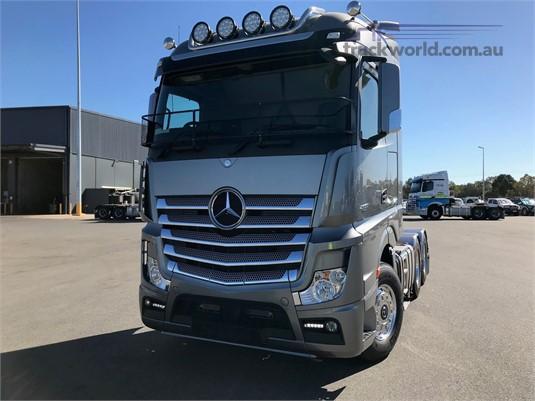 2019 Mercedes Benz Actros 2663 - Trucks for Sale