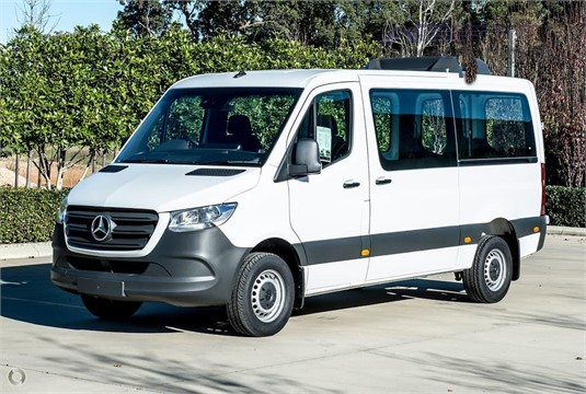 2019 Mercedes Benz Sprinter 319 Cdi - Light Commercial for Sale