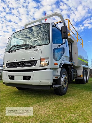 2019 Fuso Fighter 2427 Daimler Trucks Perth - Trucks for Sale