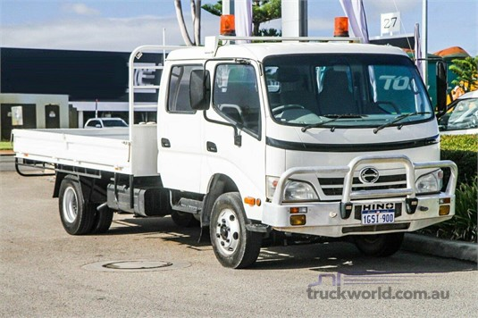 2008 Hino 300 Series 816 - Wrecking for Sale