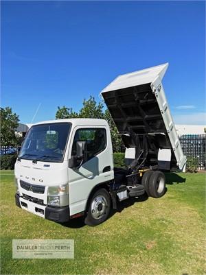 2019 Fuso Canter 615 FEA61BR3SFAC Daimler Trucks Perth - Trucks for Sale