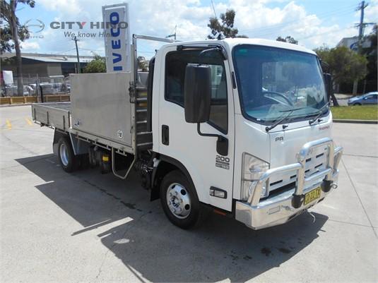 2015 Isuzu NPR City Hino - Trucks for Sale