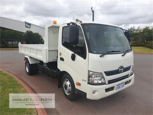 2013 Hino 300 Series 917 Daimler Trucks Perth - Trucks for Sale