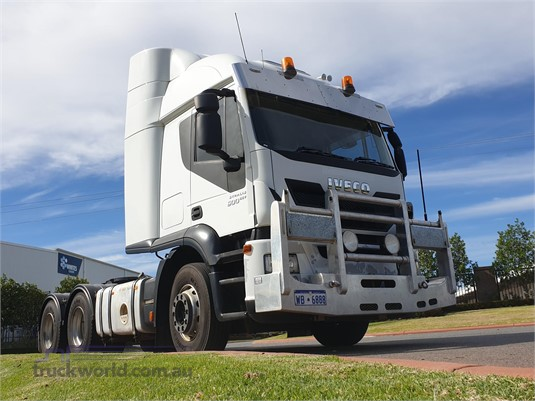 2013 Iveco Stralis AT500 - Trucks for Sale