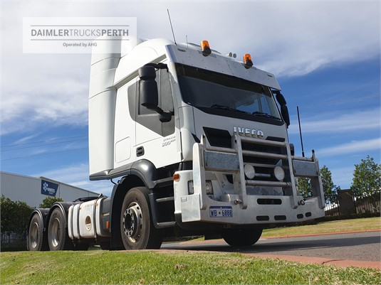 2013 Iveco Stralis AT500 Daimler Trucks Perth - Trucks for Sale