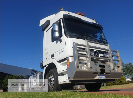 2014 Mercedes Benz Actros 2655 Daimler Trucks Perth - Trucks for Sale