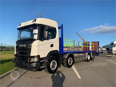 2020 SCANIA G410 at TruckLocator.ie
