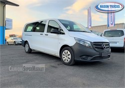 MERCEDES-BENZ VITO 114  used
