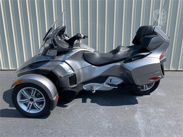 Spyder Motorcycle For Sale >> Can Am Spyder Rt S Trike Motorcycles For Sale 4 Listings