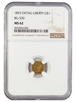 Online Rare Coin & Currency Auction #46
