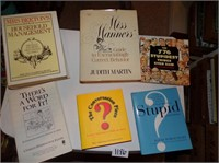 Online Auction-Sewing-Crafting-Cookbooks-Books (Part 1)