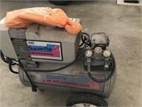 Super Pal Portable 1hp Air Compressor