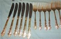 Silver Cutlery Lot