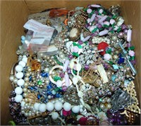 Jewelry Lot. Costume, Gold etc.